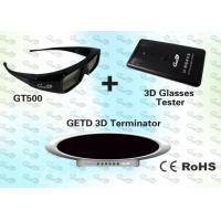 Wholesale 3D Home Theater Solution with 3D vision IR emitter and glasses from china suppliers