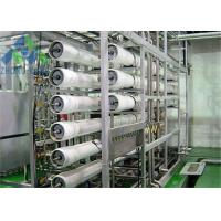 Wholesale ISO Approved Brackish Water Treatment Systems RO Desalination Plant Long Span Life from china suppliers