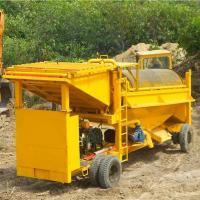 Wholesale Mobile gold trommel screen washing plant from china suppliers