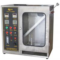 Wholesale Textile Flammability Testing Equipment , 50W Combustion Analysis Equipment from china suppliers