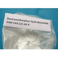 Wholesale 99.6 Purity Pharmaceutical Grade DXM Dextromethorphan Hydrobromide Raw Steroid Powders from china suppliers