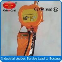 Wholesale small mini crane lifting hoist from china suppliers
