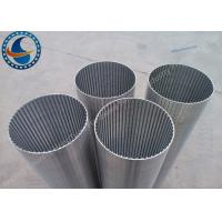 Wholesale Filtration System Wedge Wire Mesh High Strength 400mmX1000mmX100 Micron from china suppliers