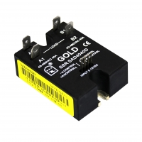 Wholesale 100 Amp Dc AC 2 Phase Solid State Relay Heater Control from china suppliers