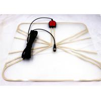 Buy cheap Indoor Digital Tv Antenna , Digital Tv Aerial With Amplifier Signal Booster , Usb Power Supply from wholesalers