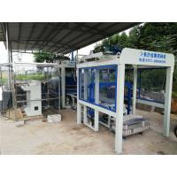 Wholesale hot sale cement block mouldingmachine china supplier , good quality but low investment brick making machine in zamb from china suppliers