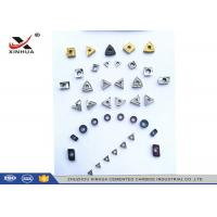 Wholesale Cermet Indexable Carbide Inserts Full Range For Finishing Machining Steel Material from china suppliers