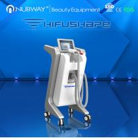 Wholesale Newest technology high intensity focused ultroasound hifu slimming machine nubway from china suppliers