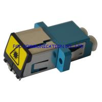 Wholesale LC Shuttered Type Fiber Optical Adapter Low Insertion Loss for FTTH networks from china suppliers