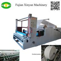 Wholesale High speed jumbo roll paper slitting and rewinding machine factory from china suppliers