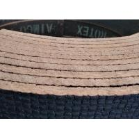 Wholesale Customized Flexible Non Asbestos Woven Brake Lining Roll Copper Wire Inside from china suppliers