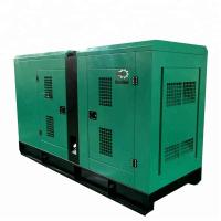 200kw AC 3 Phase Output silent diesel generator, 230/400V Rated Voltage soundproof