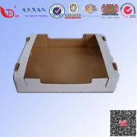 Buy cheap Fashion tray Good Quanlity carton Box for Packing fruit and vegetable paper packaging from wholesalers
