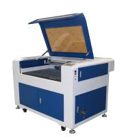 Wholesale High Speed 50w CO2 Laser Engraving Cutting Machine For Wood Acrylic MDF from china suppliers
