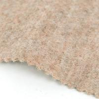 Wholesale Natural Knitted 100% Wool Fabric For Winter Overcoat from china suppliers