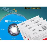 China ESD Windows Server Datacenter 2012 R2 Win Server 2012 R2 STD Key Code Dvd Box on sale