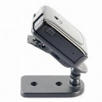 Wholesale GSM Mini Camera with SMS Control and 850/900/1,800/1,900MHz Frequency from china suppliers