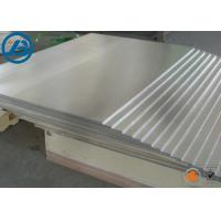 WE Series Magnesium Alloy Plate / Sheet / Slab High Strength Casting Alloys
