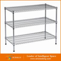 Wholesale Chrome wire shelving,shelving unit,metal shelving from china suppliers