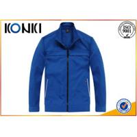 Wholesale Pattern Fabric Custom Jackets Uniform Scrub Tops For Mechanic Workman from china suppliers