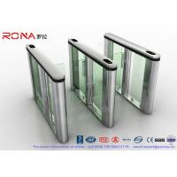 Wholesale Entry Control Speed Gate Turnstile Luxury Speed Stainless Steel Barrier Gate from china suppliers