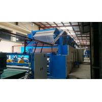 Wholesale Customized Color Cotton Carding Machine 800 kg/H For Cotton Fibre / Coconut from china suppliers