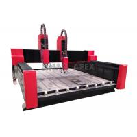 Wholesale Fast Carving Speed Stone CNC Router Machine Low Noise For Carving 3d Monuments from china suppliers