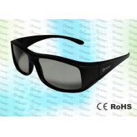 Wholesale Bend-resistant Cinema Multi-use Circular polarized plastic REALD 3D glasses from china suppliers