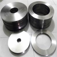 China ASTM B381 GR2 GR5 titanium forged cylinders on sale