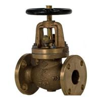Wholesale ASTM B148 C95800 Aluminum Bronze Globe Valve Through Way Type Welded Seat from china suppliers