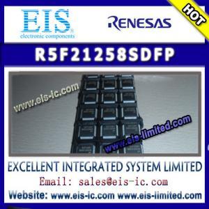 Buy cheap R5F21258SDFP - RENESAS - RENESAS 16-BIT SINGLE-CHIP MCU R8C FAMILY / R8C/2x from wholesalers