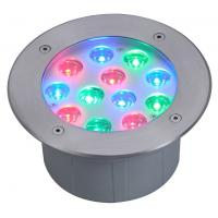 Wholesale Stages 18Watt RGB 24Volt Led Inground Light IP67 High Brightness from china suppliers