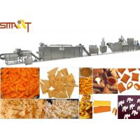 Wholesale Electrical Automatic Snack Food Extruder Machine / Corn Puff Making Machine from china suppliers