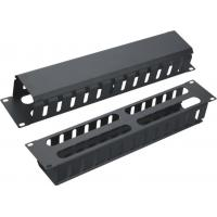 Wholesale Cold Rolled Steel Cable Management Bar For Cabinets from china suppliers