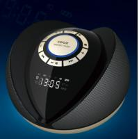 Wholesale Double Alarm Clock TF Card Stereo Bluetooth Speaker Phone 3.0+EDR , Class II from china suppliers