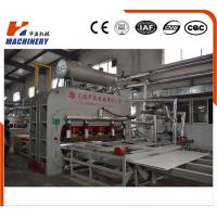 Semi-auto short cycle laminate pressing machine