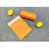 China Custom Colorful Plastic Mailing Bags Small Size Polythene Mailing Envelopes on sale