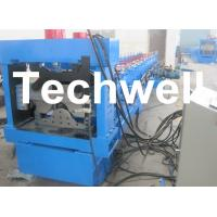 Wholesale Manual, Automatical Decoiler Top Hat Cap Roll Forming Machine from china suppliers