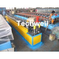 Wholesale Roof Ceiling Batten Cold Roll Forming Machine With 14 Forming Stations from china suppliers