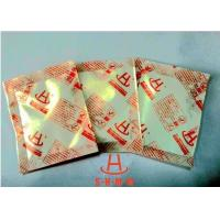 China Moisture Proof Calcium Chloride Desiccant 10g For Melamine And Handicrafts on sale