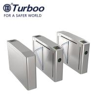 Wholesale Turboo Security Flap Barrier Gate With Access Control System And CE Approval from china suppliers