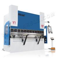 China WE67k-160T/3200 cnc press brake with Esa 530 controller for 4mm stainless steel on sale