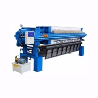 Wholesale Sludge Automatic Membrane Plate Filter Press Corrosion Resistance from china suppliers