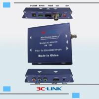 Wholesale 1080P HD-SDI /HDMI/ YPbPr over Fiber from china suppliers