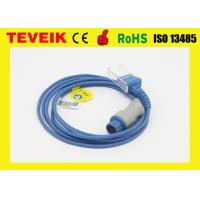 China 8 ft SpO2 Extension Pulse Oximeter Cable for Biolight Patient Monitor on sale