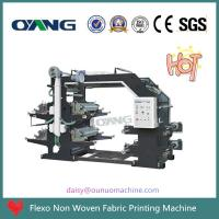 Wholesale 4 color Flexo Printing Machine from china suppliers