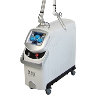 Wholesale Freckle Removal Q Switched Nd Yag Laser Machine 755nm from china suppliers