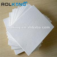 Wholesale 100% White Wool Felt Fabric, 3mm Thick Felt for Garment, Textile from china suppliers