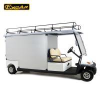 Wholesale 2 Person Al Rear Cargo Box Utility Golf Carts With 1 Year Warranty Time from china suppliers