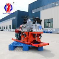 Yqz-30 portable reconnaissance drilling machine oil-pressure geophysical drilling machine specialized in geological expl for sale